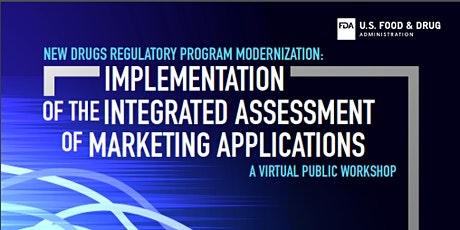 Integrated Assessment of Marketing Applications & Review Document Workshop tickets