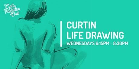 Curtin Life Drawing tickets