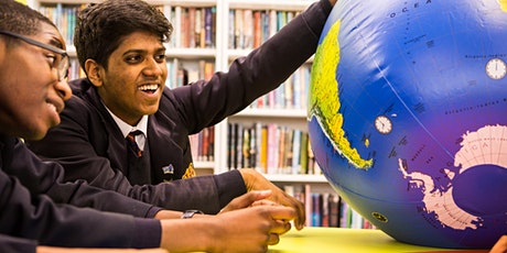 Young Leadership for Global Justice: Salford billets