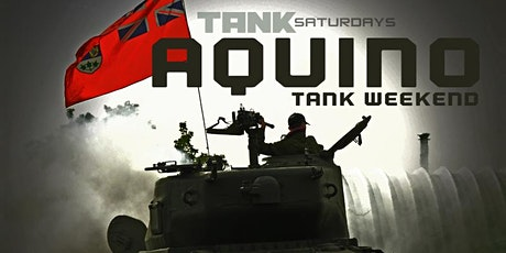AQUINO Tank Weekend 2021 tickets