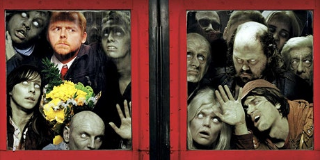 Shaun of the Dead(2004) (Cornetto Trilogy) The Kingsway Open Air Cinema tickets