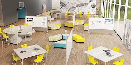 Back to School: Using Flexible Furniture to Create Safe Learning Spaces tickets