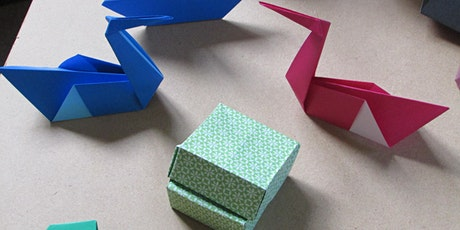 Origami - Online Course - Family Learning tickets