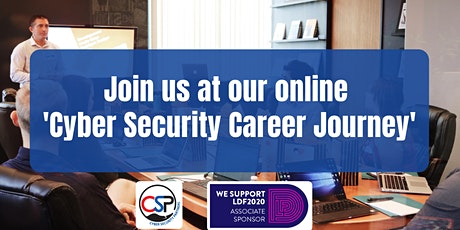 Cyber Security Career Journey - starting your cyber security career by CSP tickets