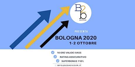 BOLOGNA 2020 - 01.02 OTTOBRE 2020 biglietti