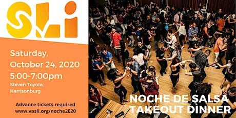 Noche de Salsa 2020 tickets