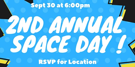 2nd Annual Space Day Internet Showcase tickets