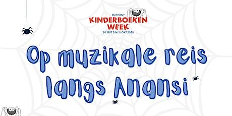 Kinderboekenweek: Op muzikale reis langs Anansi tickets