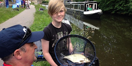 Free Let's Fish! - Haddenham - Learn to Fish session tickets