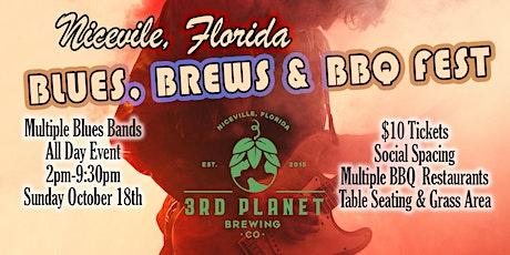 Niceville's Blues, Brews & BBQ tickets