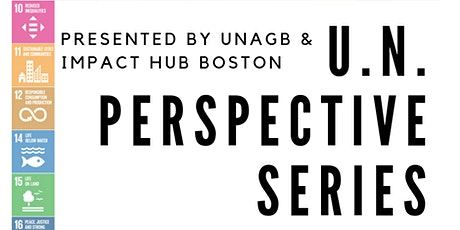 U.N. Perspective Series: Reduced Inequalities tickets