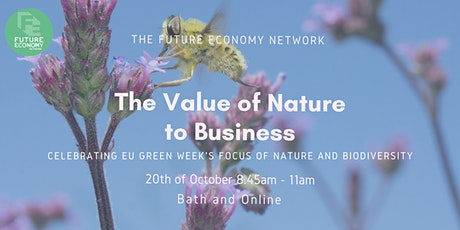 The Value of Nature to Business tickets