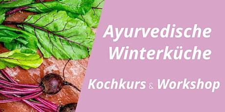 Ayurvedische Winterküche - Kochkurs & Workshop tickets
