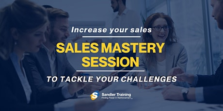 Sales Mastery Session with Sandler Training Phoenix tickets