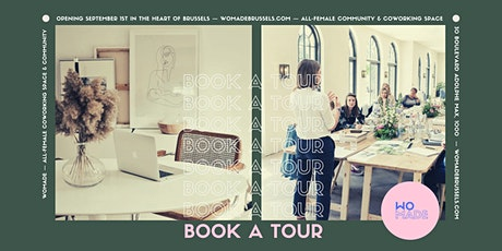Book A Tour @ WOMADE coworking space billets