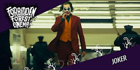 Forbidden Forest Cinema: Joker tickets