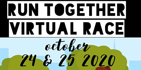 The Run Together Virtual Race tickets