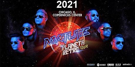 Matute en Concierto ~ Planeta Retro Tour boletos
