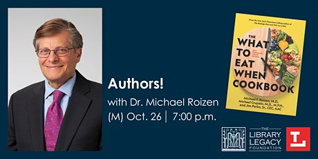 Authors! with Dr. Michael Roizen tickets