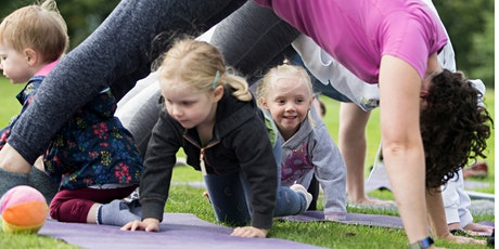 Mommy & Me Yoga in the Garden tickets