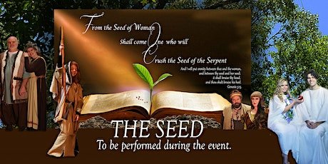 Enopion Theater Outdoor Show - The Seed tickets