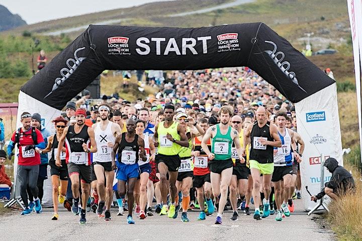 Loch Ness Marathon 2021 image