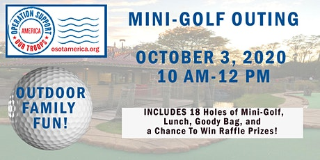 Mini-Golf Outing tickets