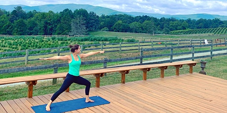Yoga at the Vineyard tickets