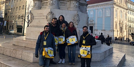 Original Free Walking Tour Lisbon entradas