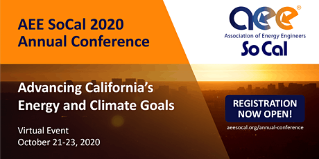 AEE SoCal 2020 Annual Conference tickets
