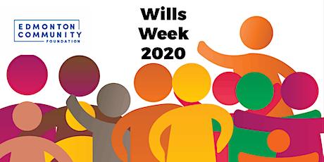 Edmonton Community Foundation - WillPower Wills Week 2020 tickets