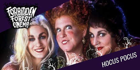 Forbidden Forest Cinema: Hocus Pocus tickets