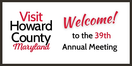 Visit Howard County's 39th Annual Meeting: Drive-In tickets