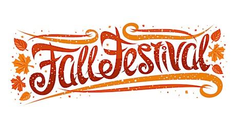 Fall Festival 2020 tickets