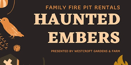 Haunted Embers tickets