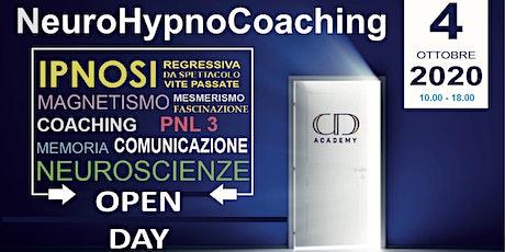 Open Day all'Ipnosi... Il NeuroHypnoCoaching biglietti