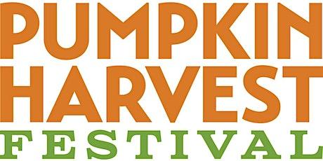 Pumpkin Harvest Festival tickets