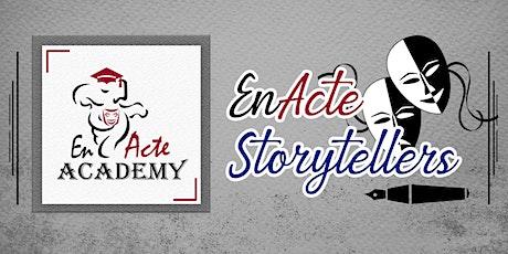 EnActe Storytellers - September 2020 tickets
