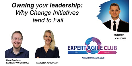 Owning your leadership: Why Organizational Change Initiatives tend to Fail​ tickets