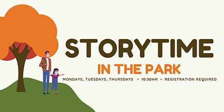 Storytime in the Park: Lions Park tickets