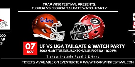 Florida vs Georgia Lit Ass Tailgate tickets