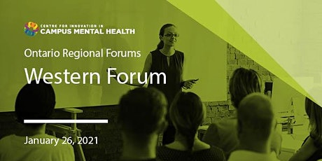 CICMH Western Region Virtual Forum tickets
