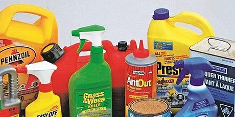 Pre-Register By Town for Household Hazardous Waste Drop-off tickets