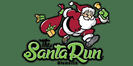 2020 Bismarck Santa Run Virtual 5K Run/Walk & Cool Mile Run tickets