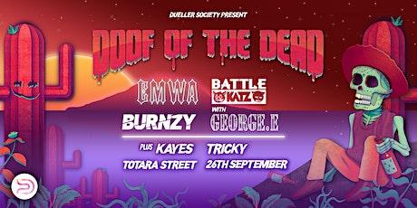 Doof Of The Dead - Halloween Drum and Bass + Bass Music Night tickets