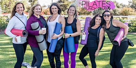 September Pilates Brunch Club In The Vines tickets