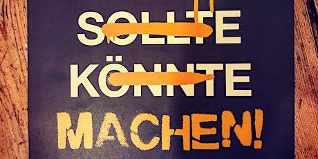DESIGN THINKING YOUR LIFE – mit Jochen Gürtler im Mittwochs-Circle tickets