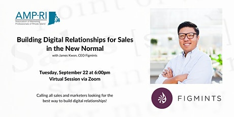 Building Digital Relationships for Sales in the New Normal tickets