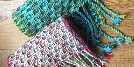 Loom & Lunch - Pick Up Pattern Scarf Workshop tickets