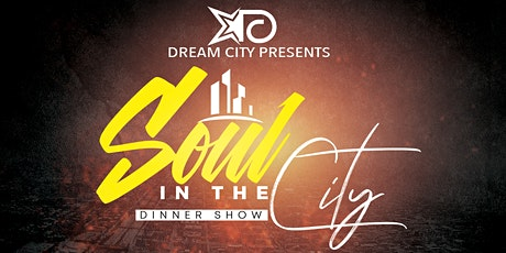 Soul in The City tickets